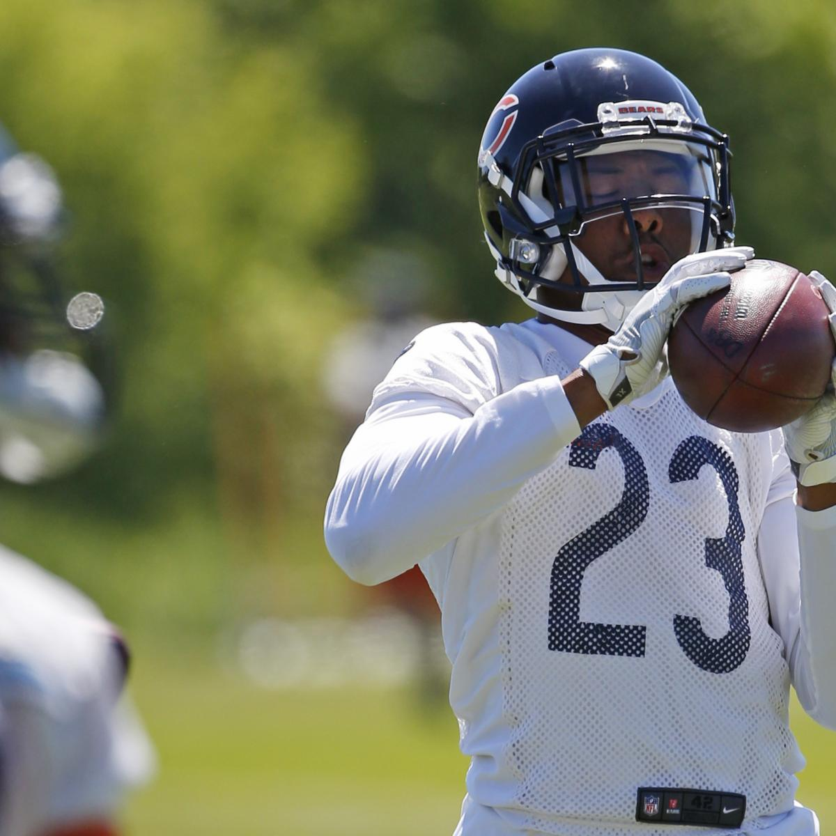 Chicago Bears Roster: 8 Players On Chicago Bears' 2017 Roster Bubble