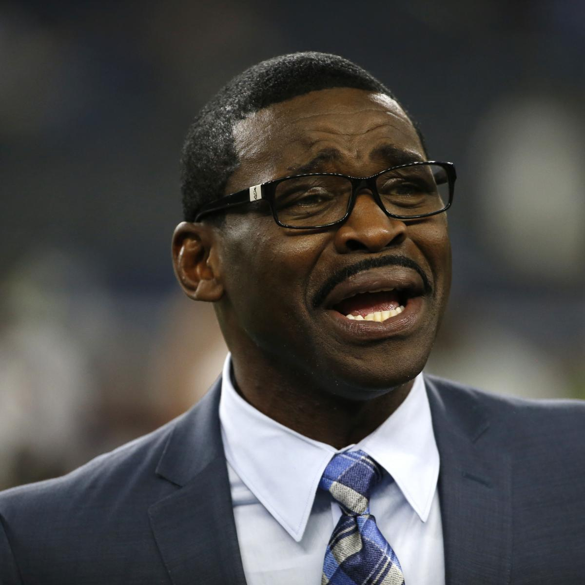 Michael Irvin Will Not Face Charges For Alleged Sexual