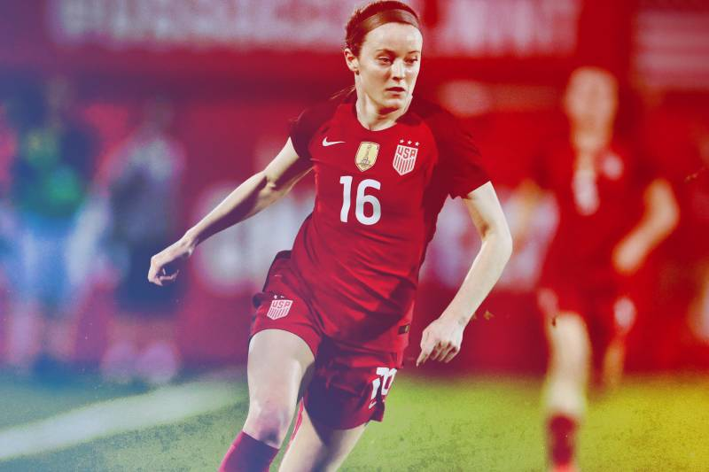 bb22133f4a9 From Last Chance to the American Messi: The Rise of Rose Lavelle ...