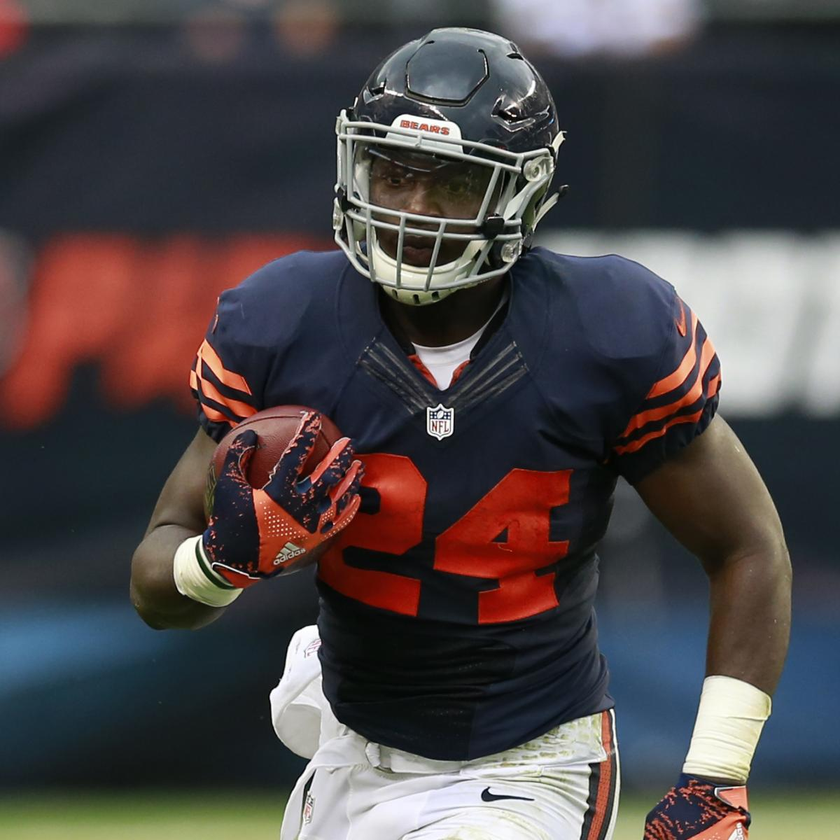 Chicago Bears Roster: Predicting Progression, Regression For Chicago Bears' Top