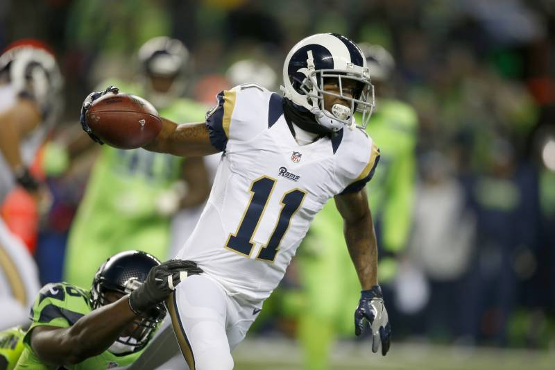 Tavon Austin To Miss Otas After Surgery On Wrist Injury Bleacher