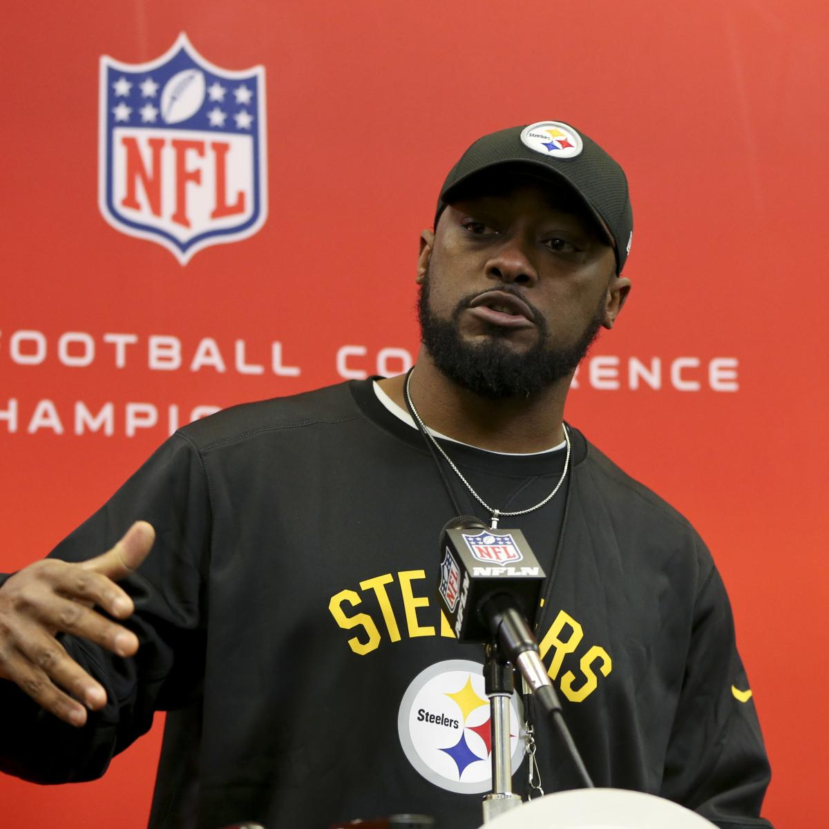 Pittsburgh Steelers Mike Tomlin S New Contract Ushers In: Mike Tomlin's Win Total Triggers Contract Option For 2019