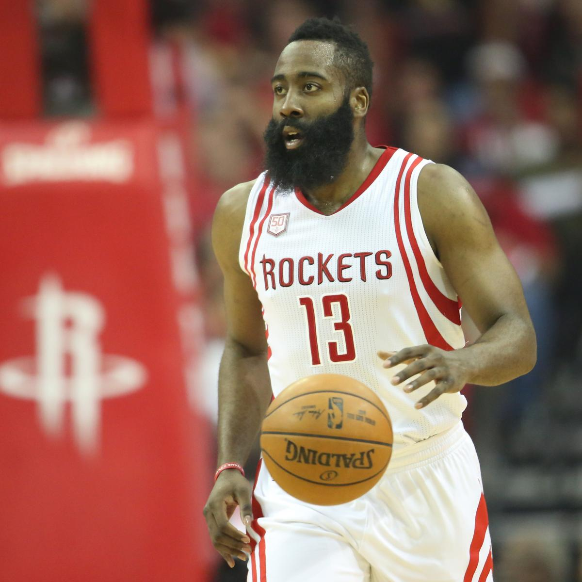 Houston Strip Club Allegedly Honors James Harden By