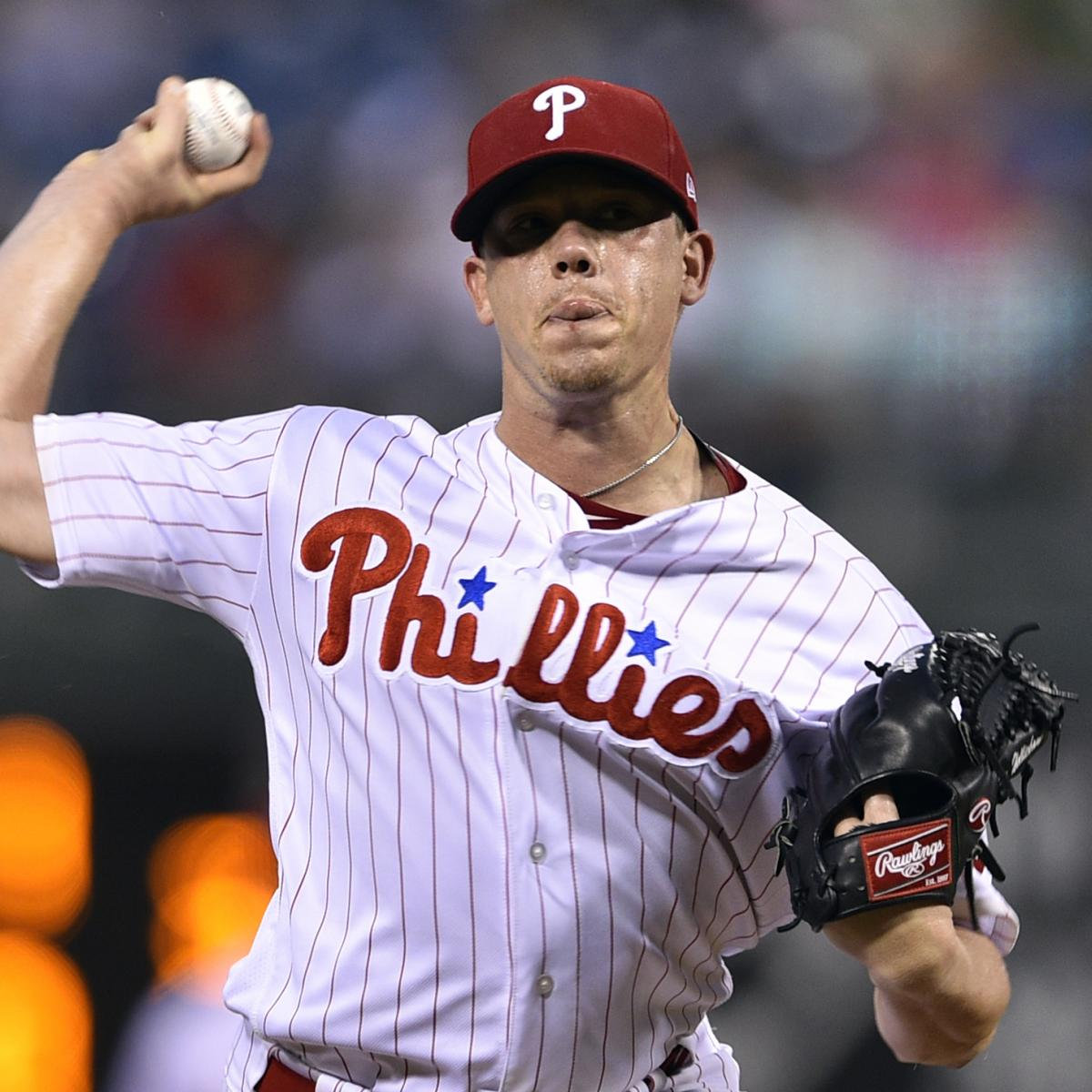 Jeremy Hellickson Involved In Minor Car Accident