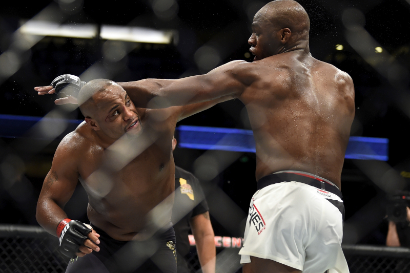 Daniel Cormier Congratulates Jon Jones, Apologizes to John McCarthy After KO