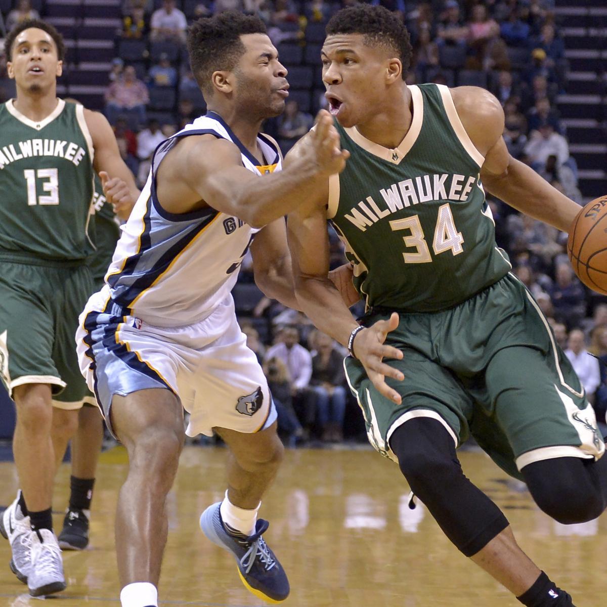 Giannis Antetokounmpo Says He 'Might' Win 2017-18 NBA MVP