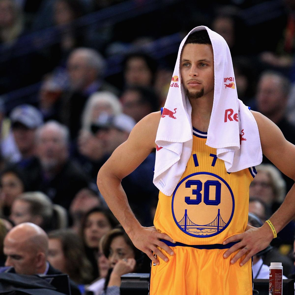 Stephen Curry Given 2,500-1 Odds Of Winning Ellie Mae