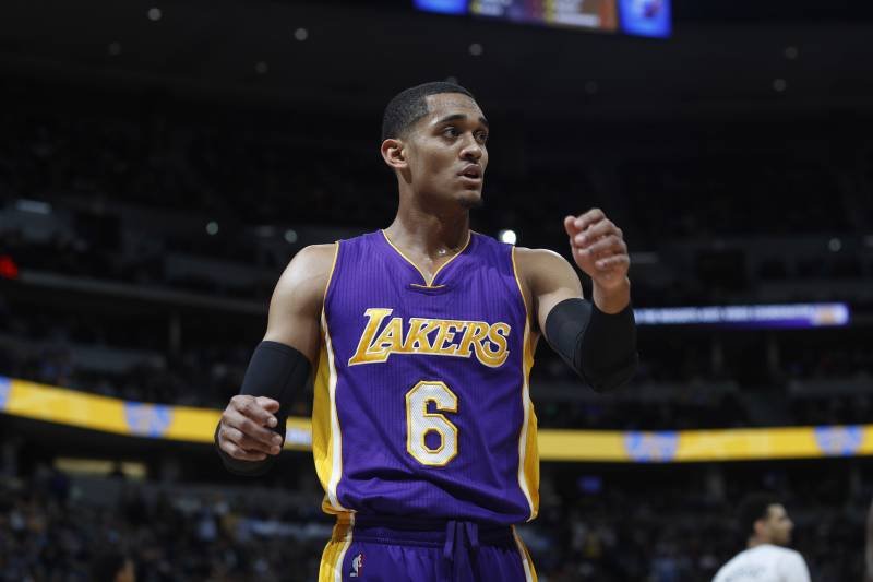 a27dd6303027 Lakers Rumors  Latest on Possible Jordan Clarkson Trade