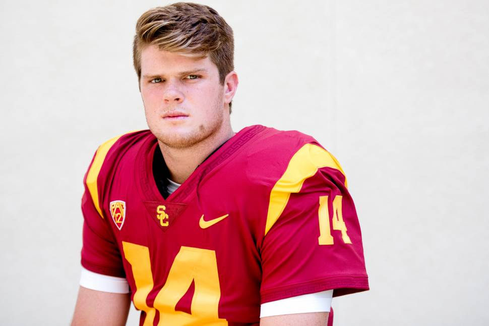 new arrival 2c2de 77f8f Sam Darnold Is the Realest | Bleacher Report | Latest News ...
