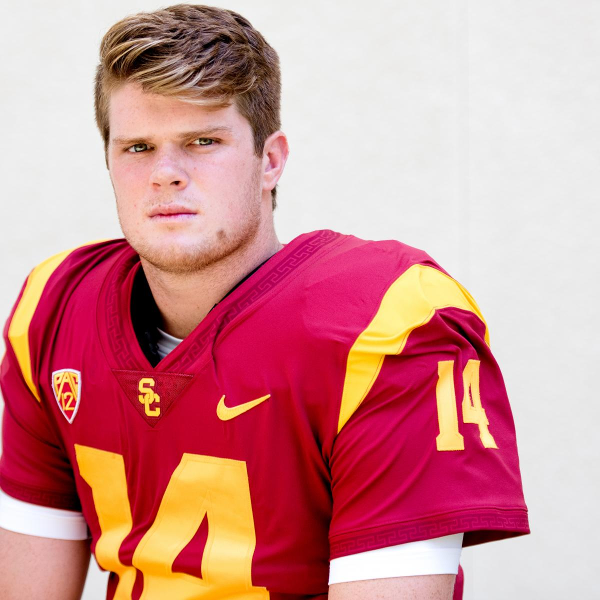 Sam Darnold Is The Realest Bleacher Report Latest News Videos