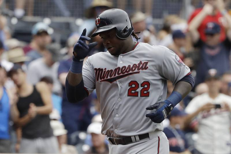 on feet images of lace up in great prices Miguel Sano Overcame Death of Child, Suicidal Thoughts to Reach ...