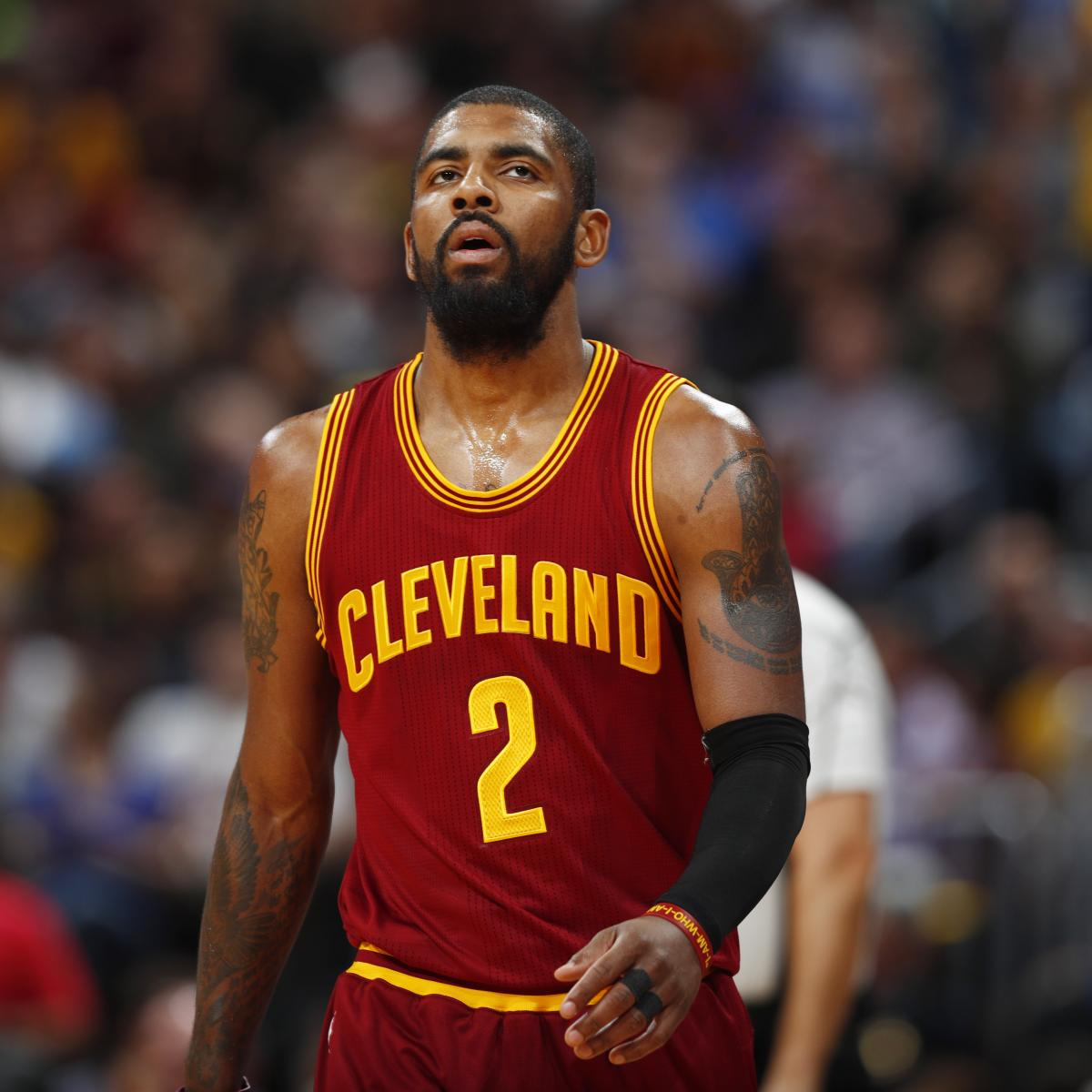 Nuggets Rumors: Kyrie Irving Trade Rumors: Nuggets Wouldn't Deal Gary