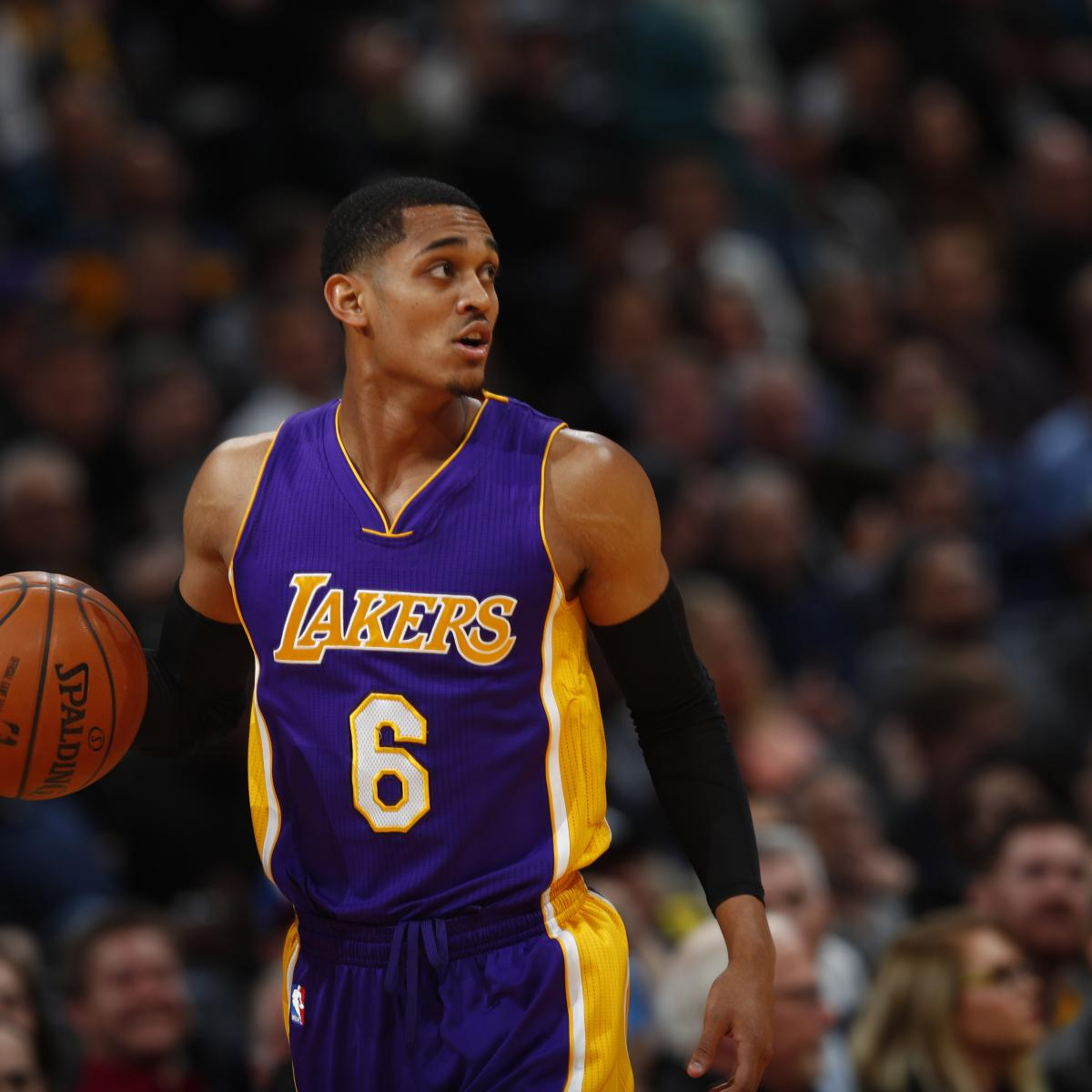 Lakers News: Latest on Jordan Clarkson's Status, Signings ...Lakers News