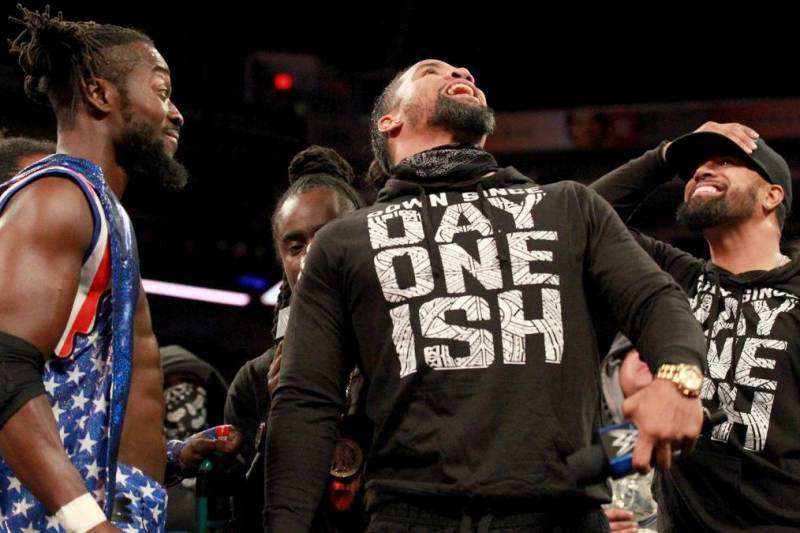 New day and usos are the new blueprint to attracting younger wwe credit wwe malvernweather Gallery