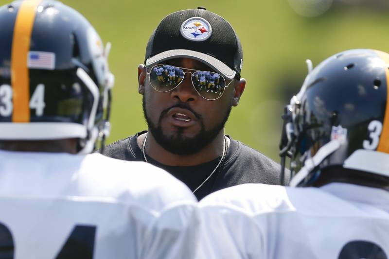 Mike Tomlin Steelers Agree To Contract Extension Through