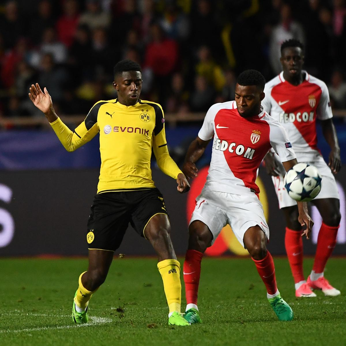 Barcelona Transfer News: Latest Rumours on Ousmane Dembele and