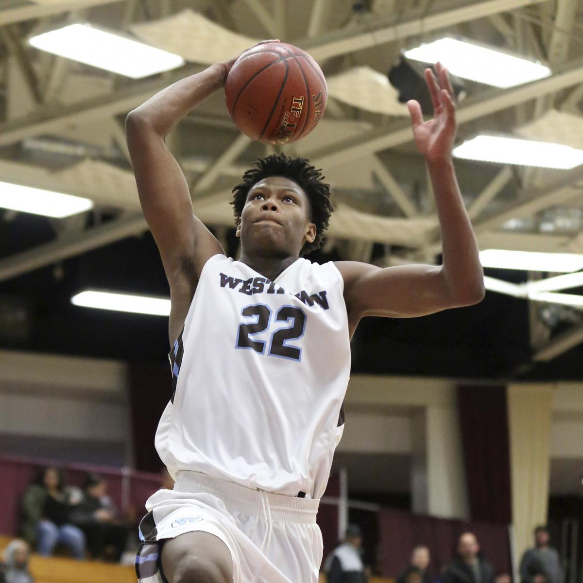 5-Star Cam Reddish on NYC Jam: 'The Floor Will Be Open & I'll Take Advantage' | Bleacher Report ...