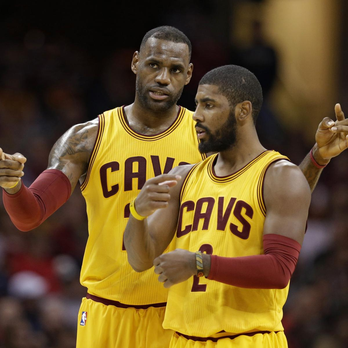 4a2344efd3672 LeBron James Tweets  Never Let Another Ride Your Wave  Amid Kyrie Irving  Rumors
