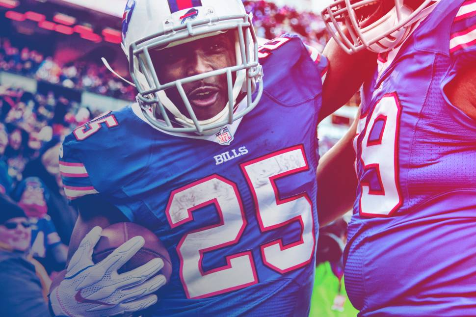 75215216b504 LeSean McCoy Says HE Is the NFL s Best Running Back. Whatcha Gonna Do About  It