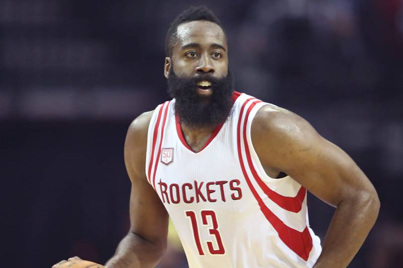d94b14ad603 James Harden Revealed as NBA Live 18 Cover Star