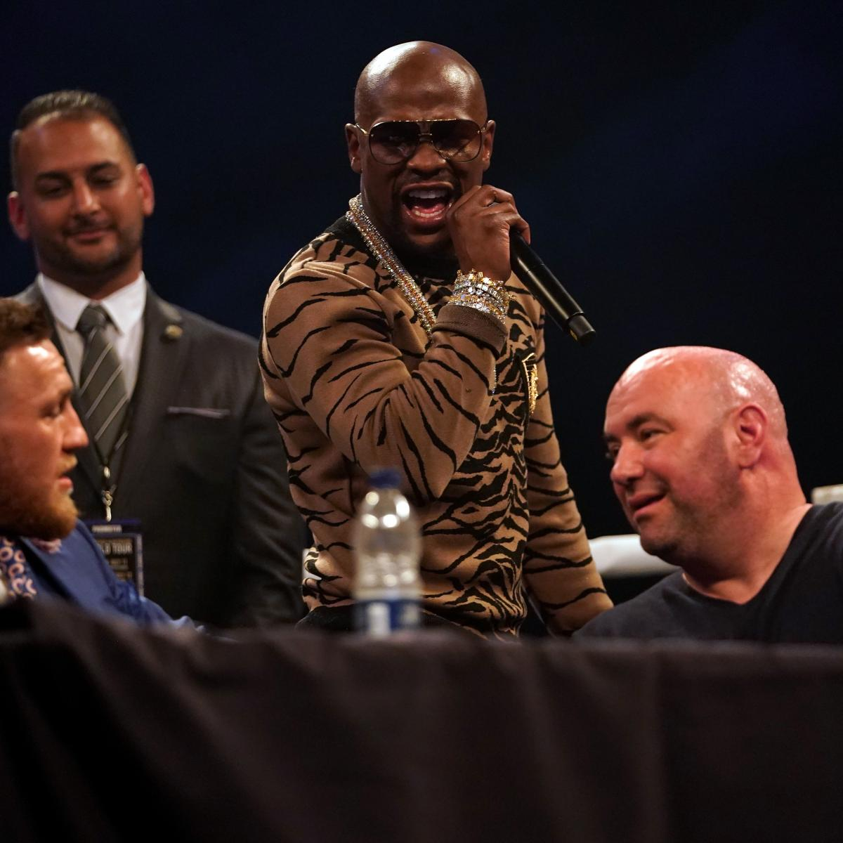 Mayweather Vs. McGregor Undercard: 2 Title Fights Among