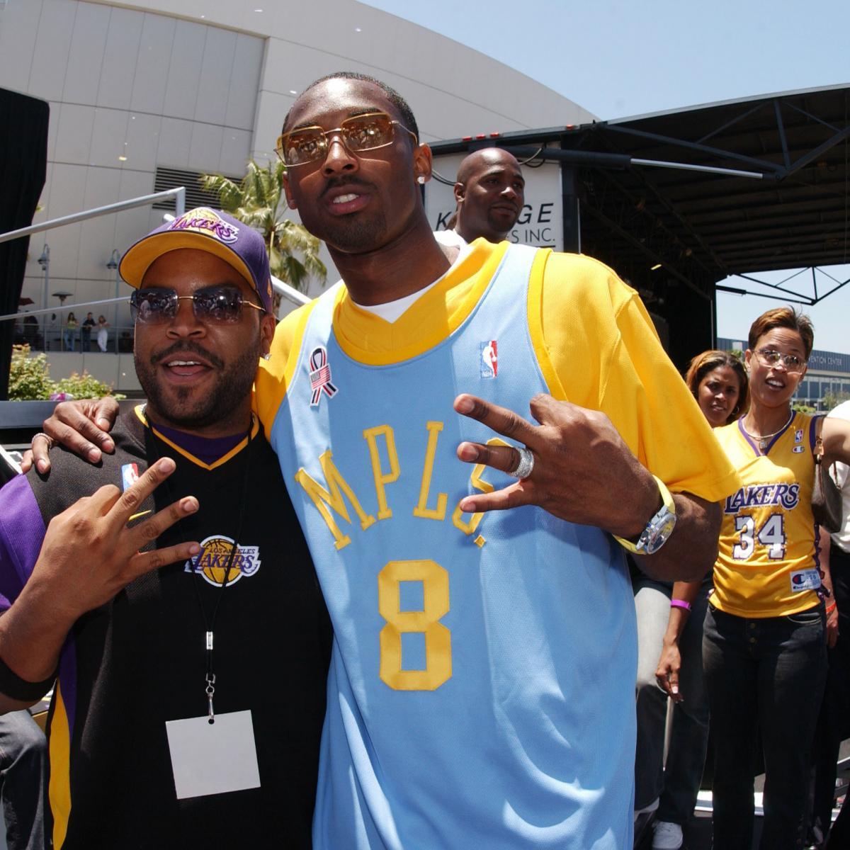 Ice Cube Says He Wants Kobe Bryant to Play in BIG3 Next Season