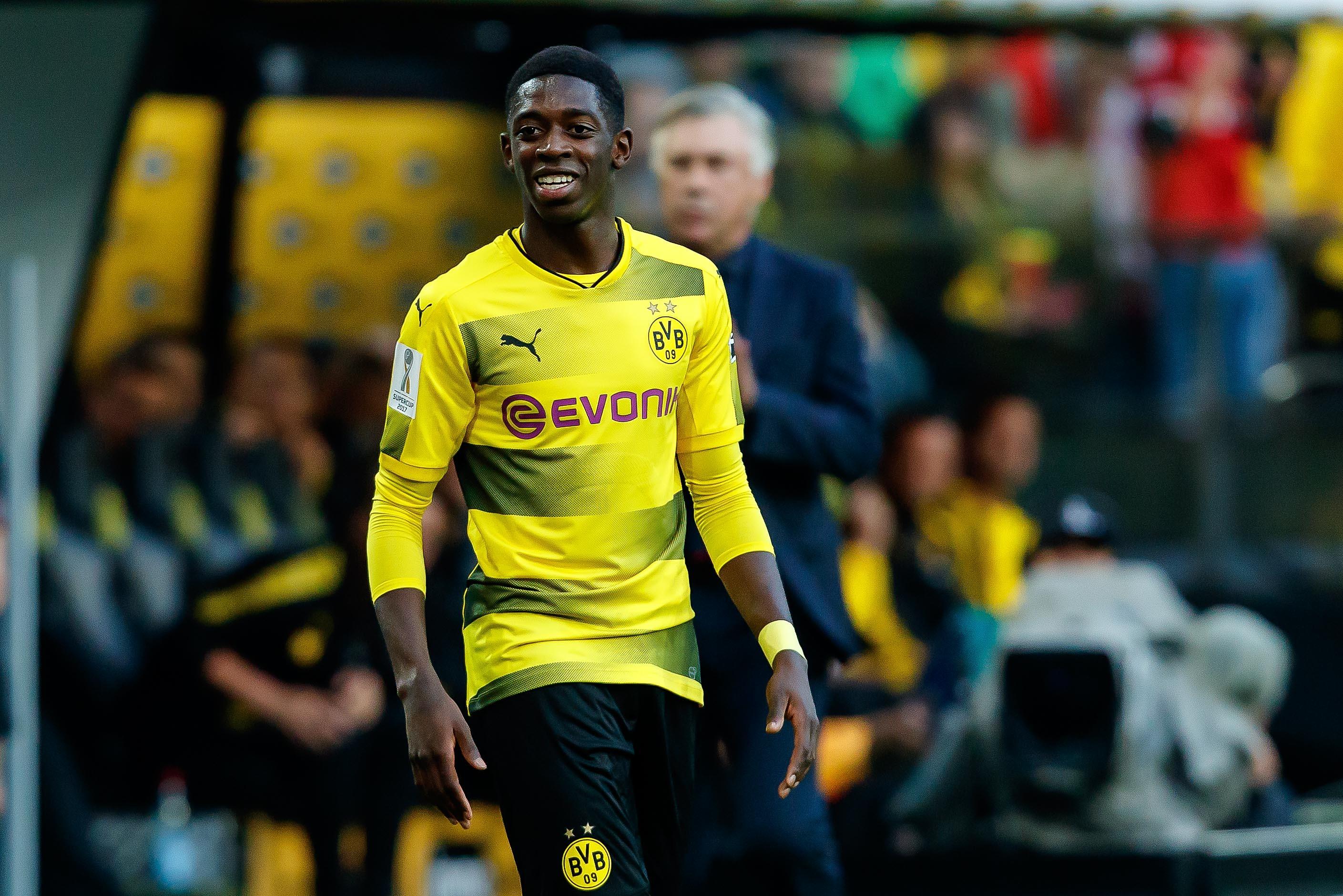 Barcelona Transfer News: Ousmane Dembele Comments Amid