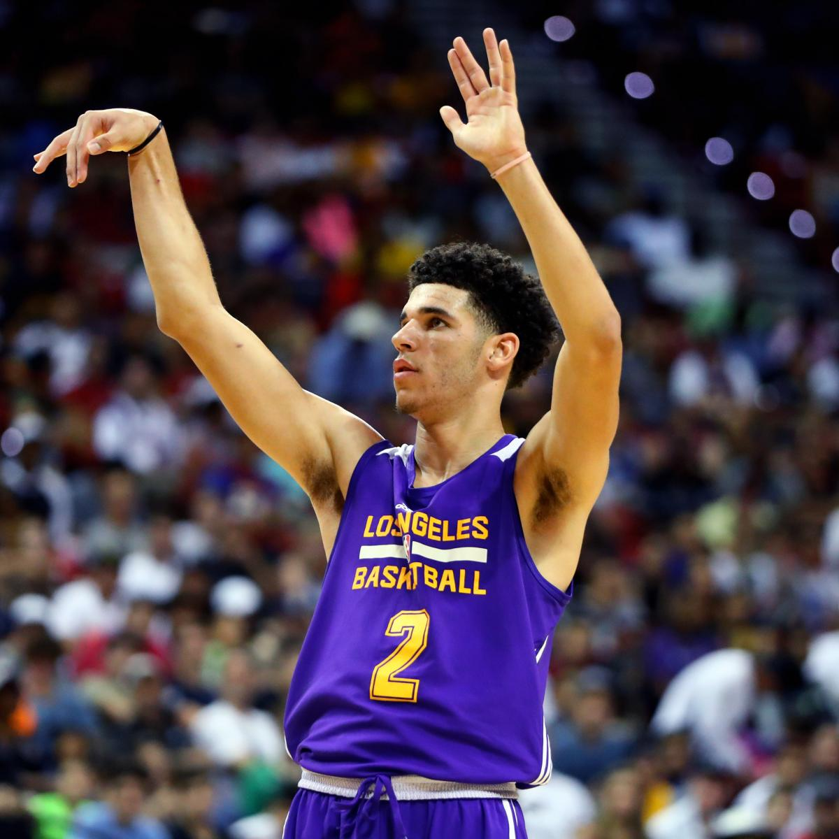 Colorado Shooting R H Youtube Com: Lonzo Ball Could Be An All-Time Great, But Not Until He