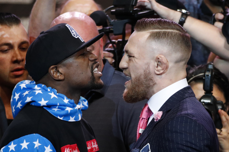 Mayweather vs. McGregor Predictions: Latest Projections for Main Event Fight