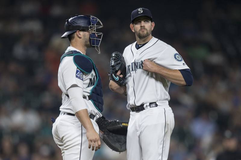 the latest 09a6f 16595 James Paxton Placed on 10-Day DL with Pectoral Injury ...