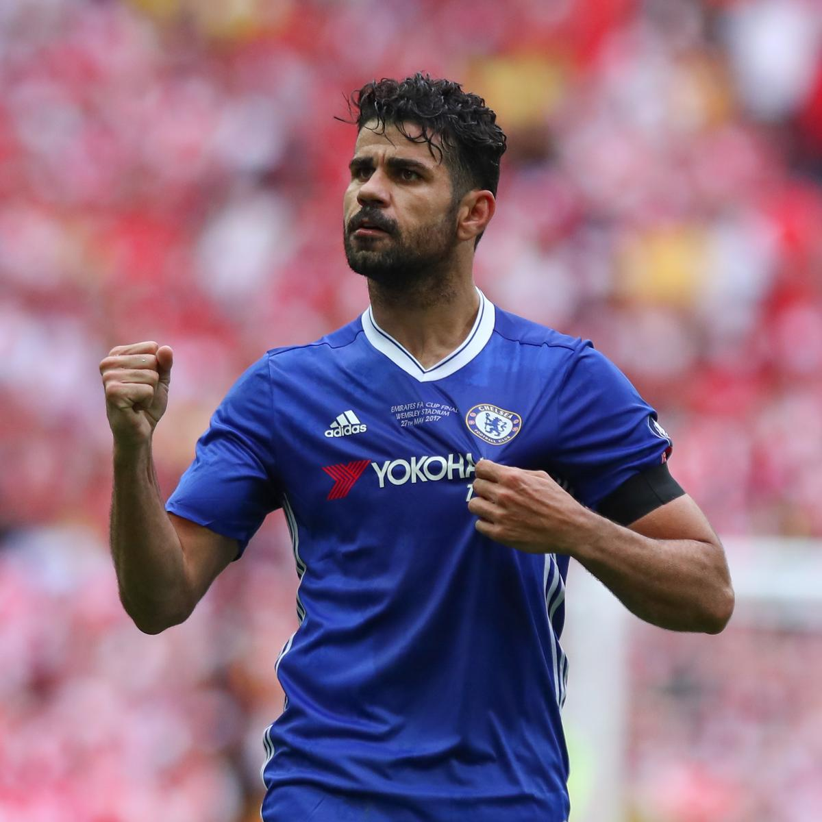 Chelsea Transfer: Latest Rumours on Diego Costa and Joao Cancelo