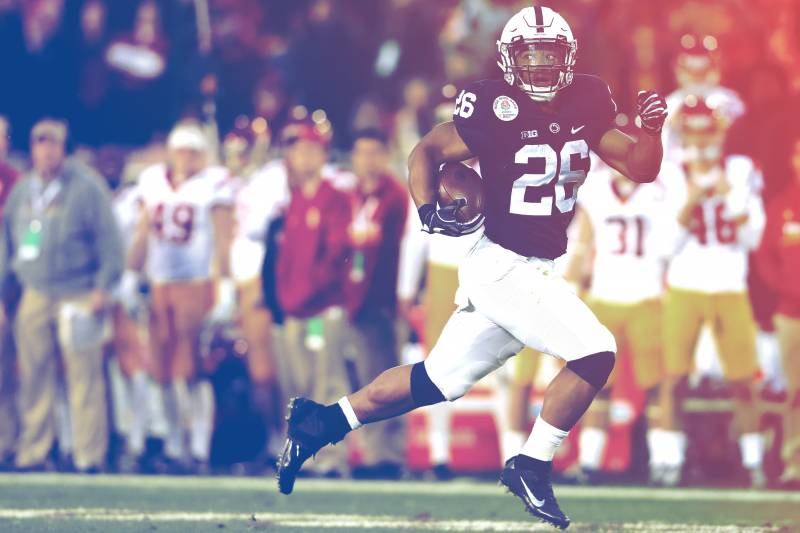 Saquon Barkley Is the Superstar College Football—and Penn State ... e2fbd1af8