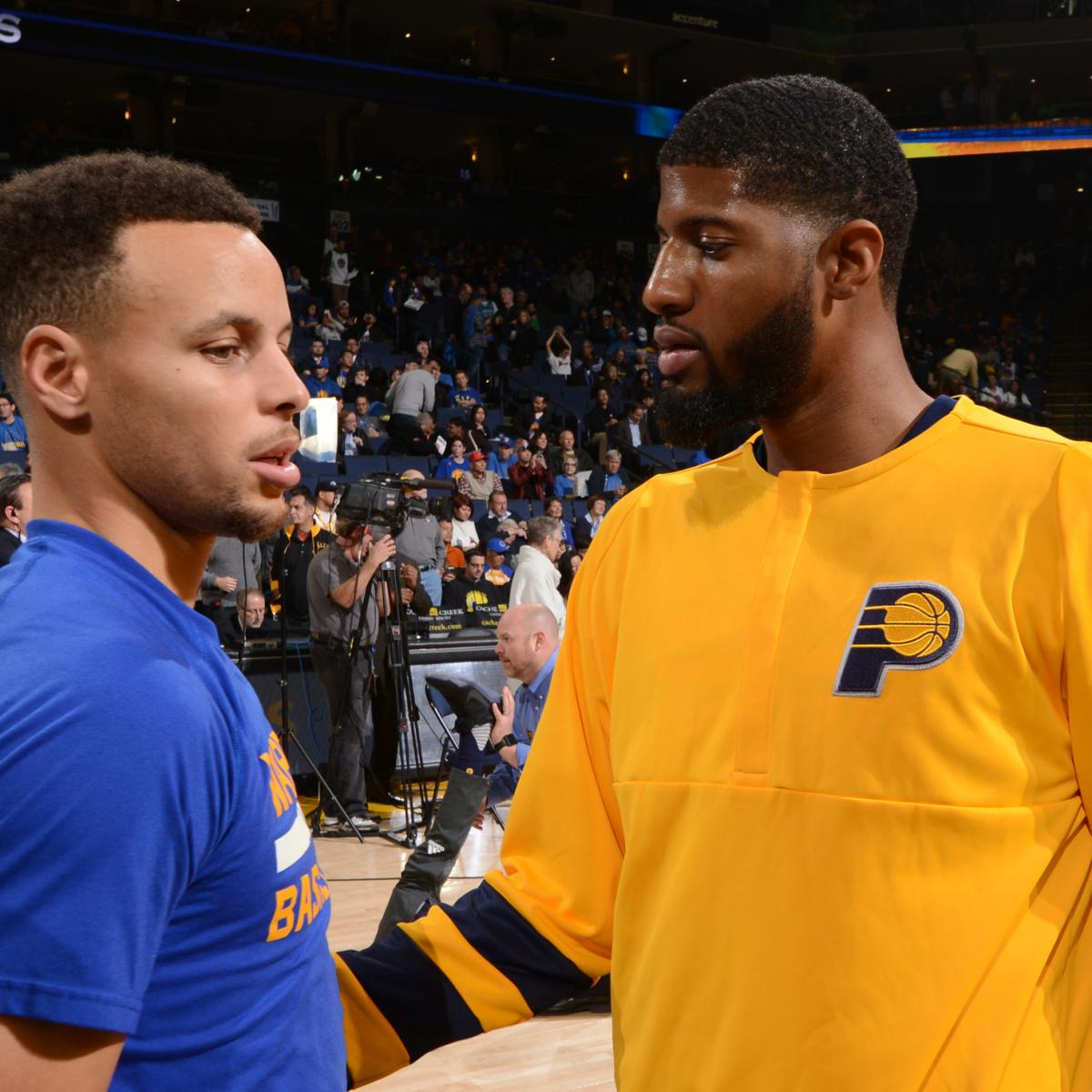 Warriors New Stadium Under Construction: Should Golden State Warriors Join The Paul George