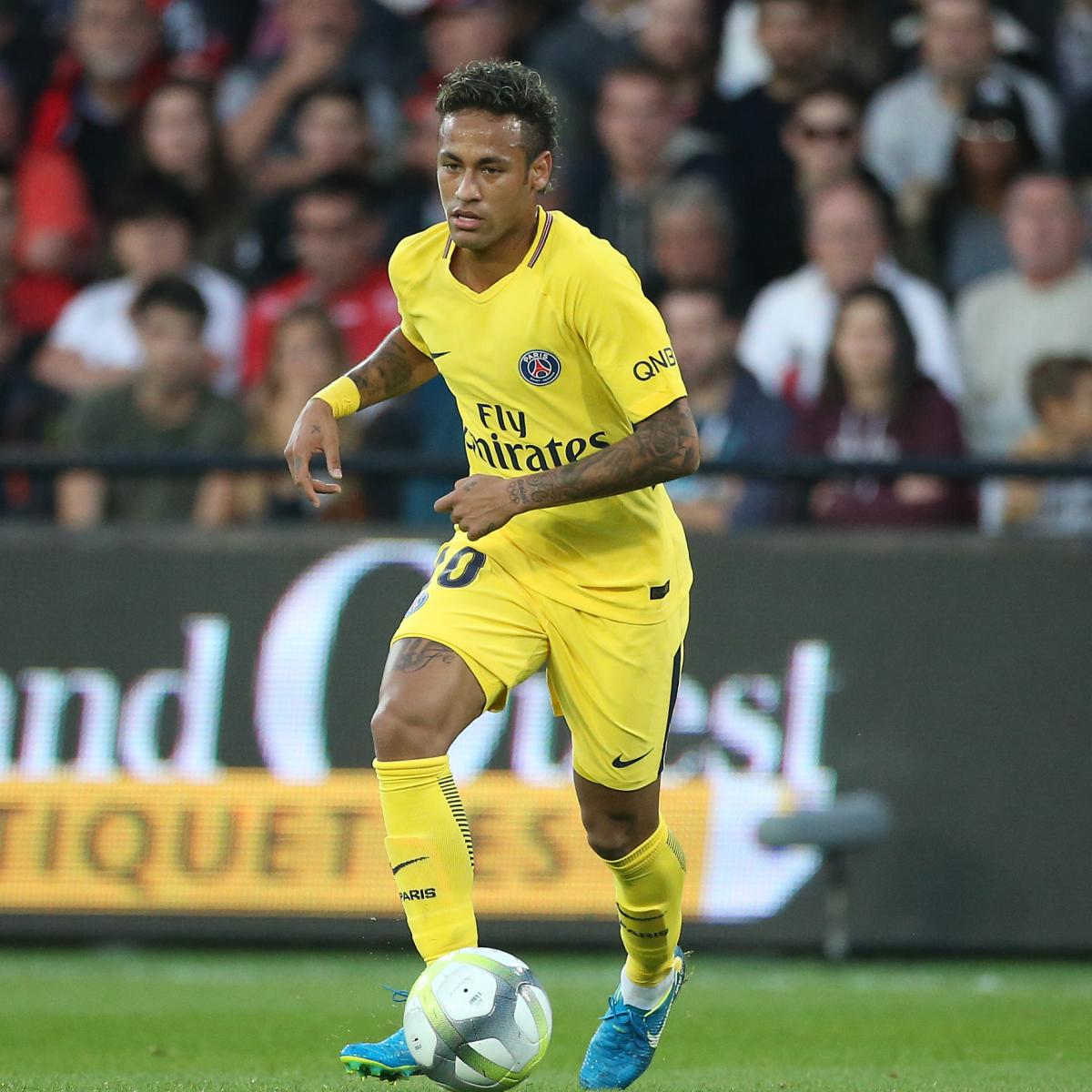 Brazilian Star Moves From Psg: FIFA 17 Ultimate Team: Neymar Leads TOTW 48 After PSG