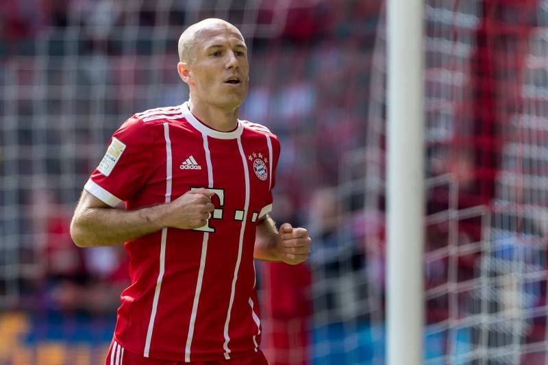 587167e34 Manchester United Transfer News  Latest Arjen Robben