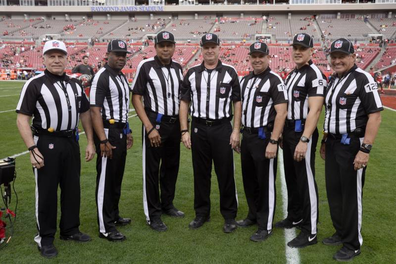 536f2fdf9b2 How Much Are NFL Referees Paid