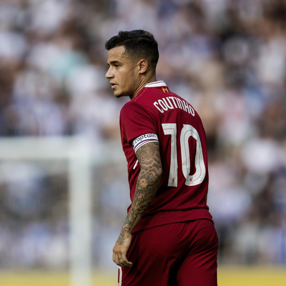 Liverpool Fc Transfer Gossip Reds Close In On Barcelona: Barcelona Transfer News: Latest On Philippe Coutinho