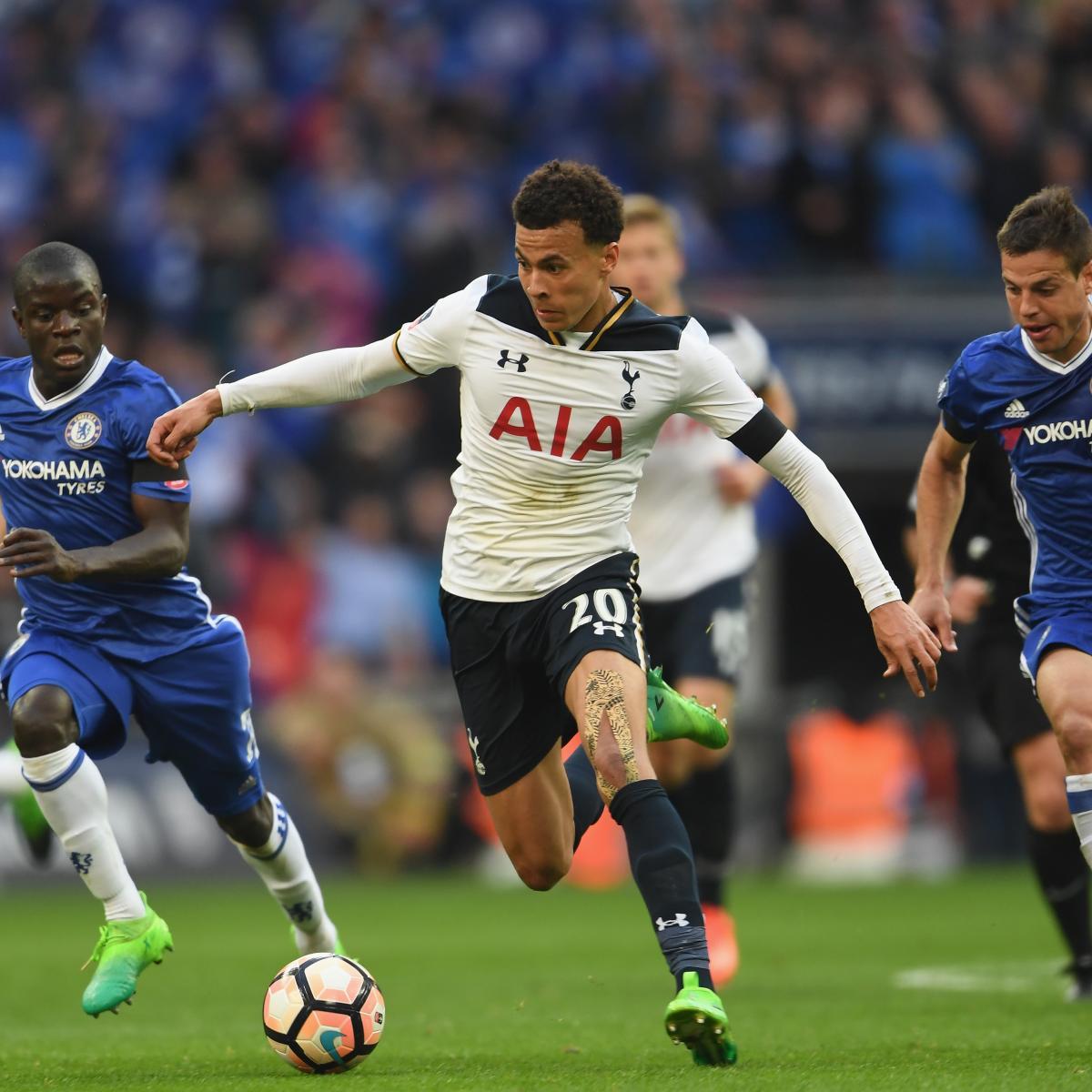 Ajax Vs Tottenham Hotspur Preview Live Stream Tv Info: Tottenham Vs. Chelsea: Team News, Preview, Live Stream, TV
