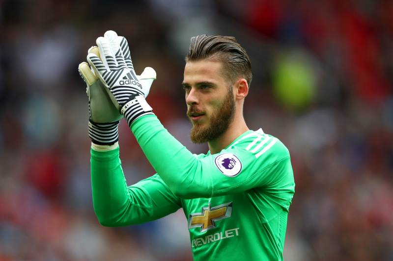 a3e22a94f1b Real Madrid Transfer News  David De Gea Interest Renewed