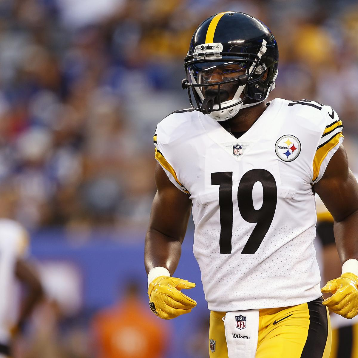Pittsburgh Steelers Mike Tomlin S New Contract Ushers In: JuJu Smith-Schuster Diagnosed With Concussion Ahead Of