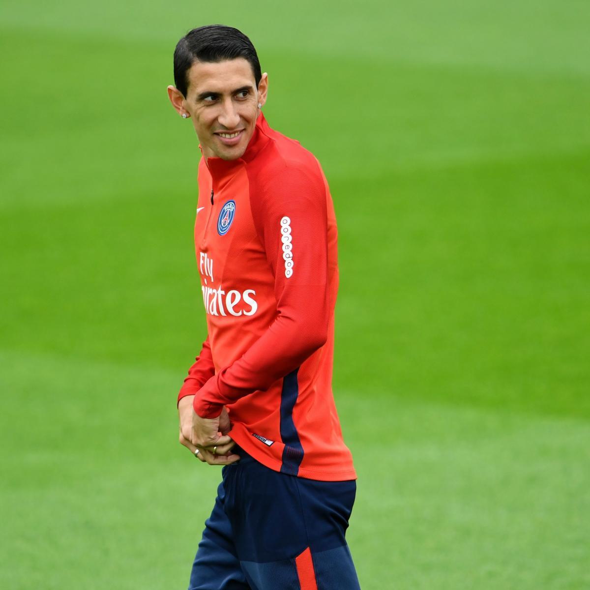 Liverpool Fc Transfer Gossip Reds Close In On Barcelona: Barcelona Transfer News: Angel Di Maria, Jean Michael Seri