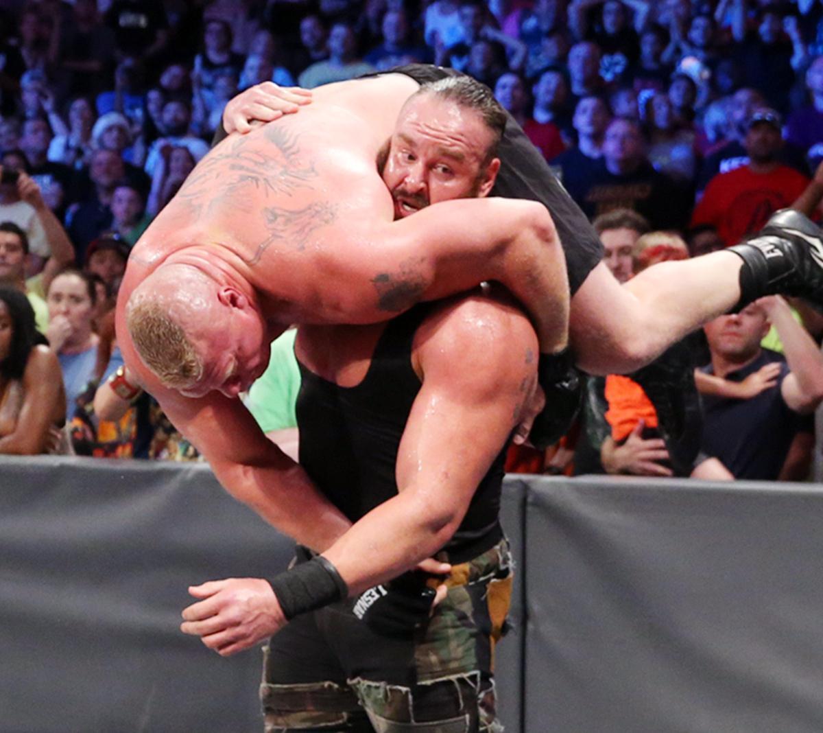 WWE SummerSlam 2017: Star Ratings For AJ Styles Vs. Kevin