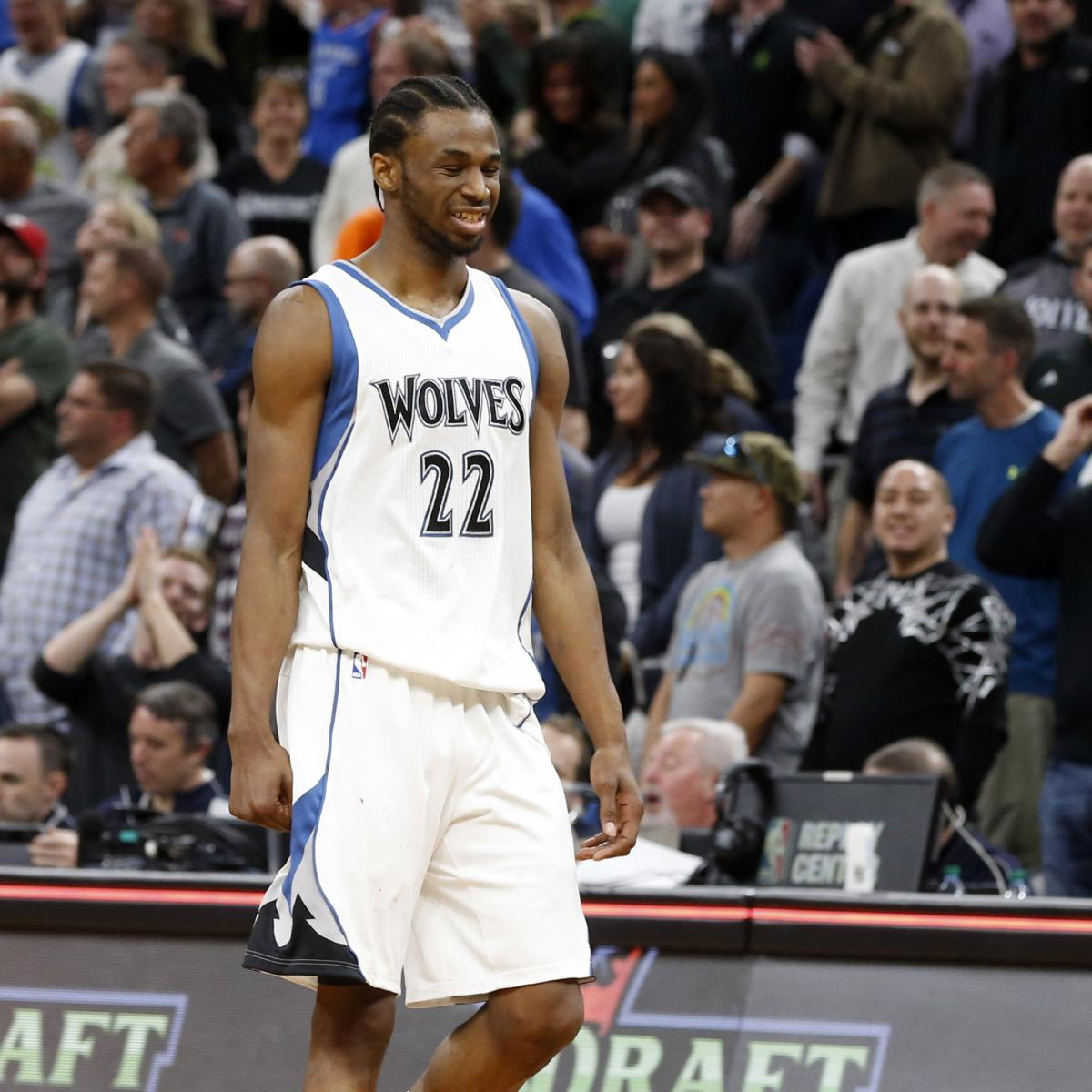 Andrew Wiggins Cuts Ties with Agent After Max-Contract Negotiations