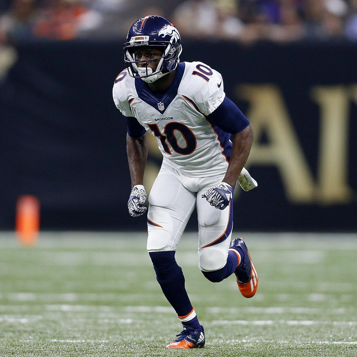 Emmanuel Sanders Involved In Car Accident En Route To