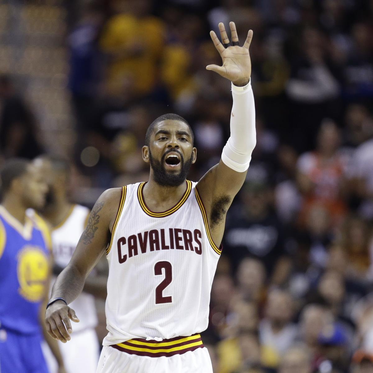 Kyrie Irving Reportedly Waived Trade Kicker to Facilitate Celtics Deal