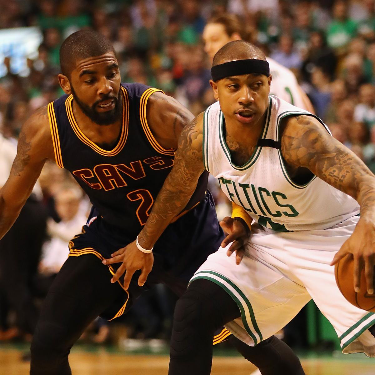 Warriors Come Out To Play Bleacher Report: Cavs, Celtics Both Come Out Winners In Kyrie Irving