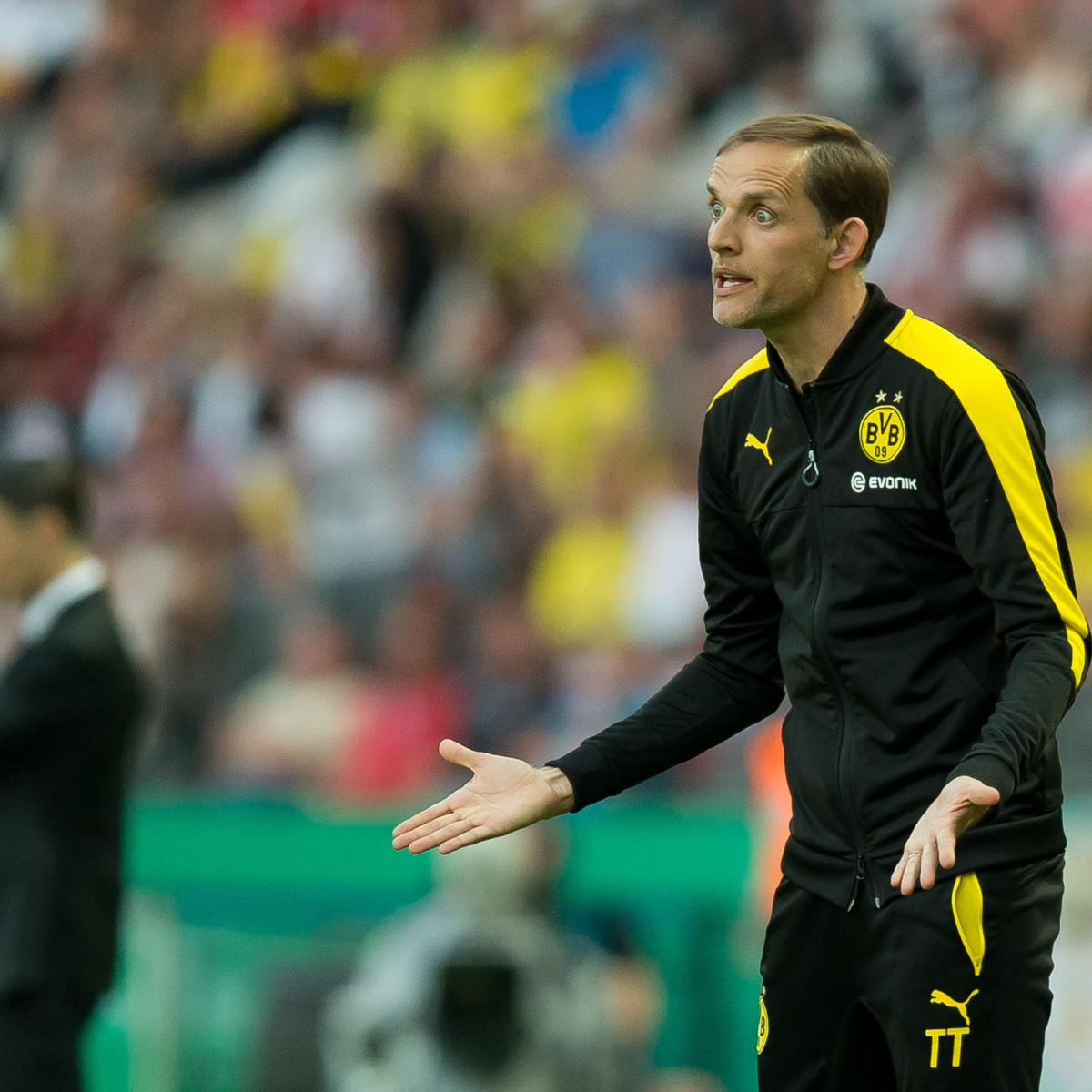 Thomas Tuchel Reportedly Wanted as Antonio Conte's Replacement at Chelsea