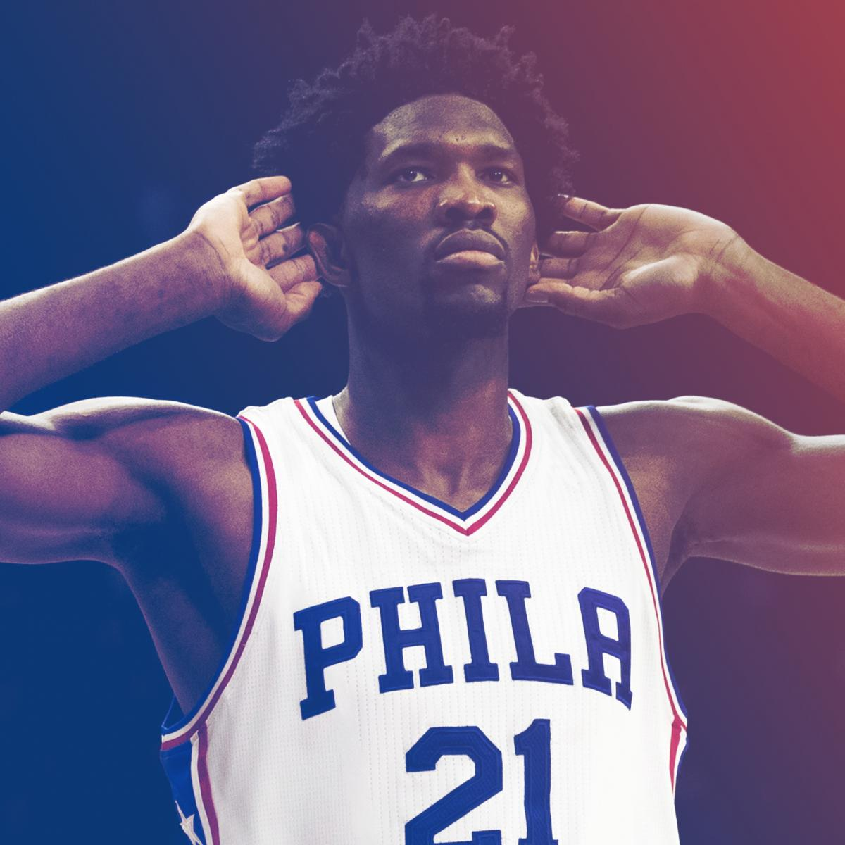 The Definitive History Of Trust The Process Bleacher Report