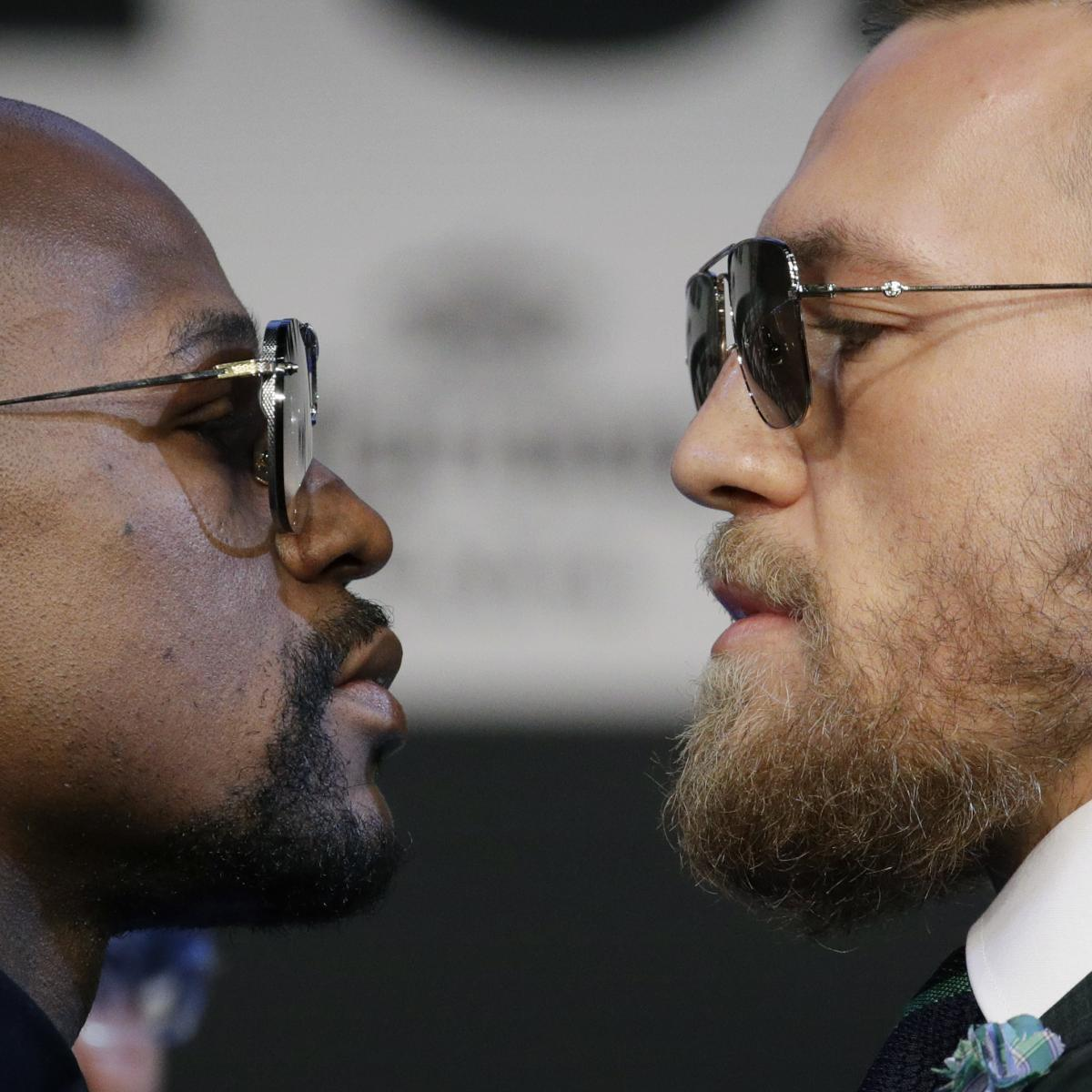 Mayweather vs. McGregor Prop Bets: Most Attractive Alternative Wagers