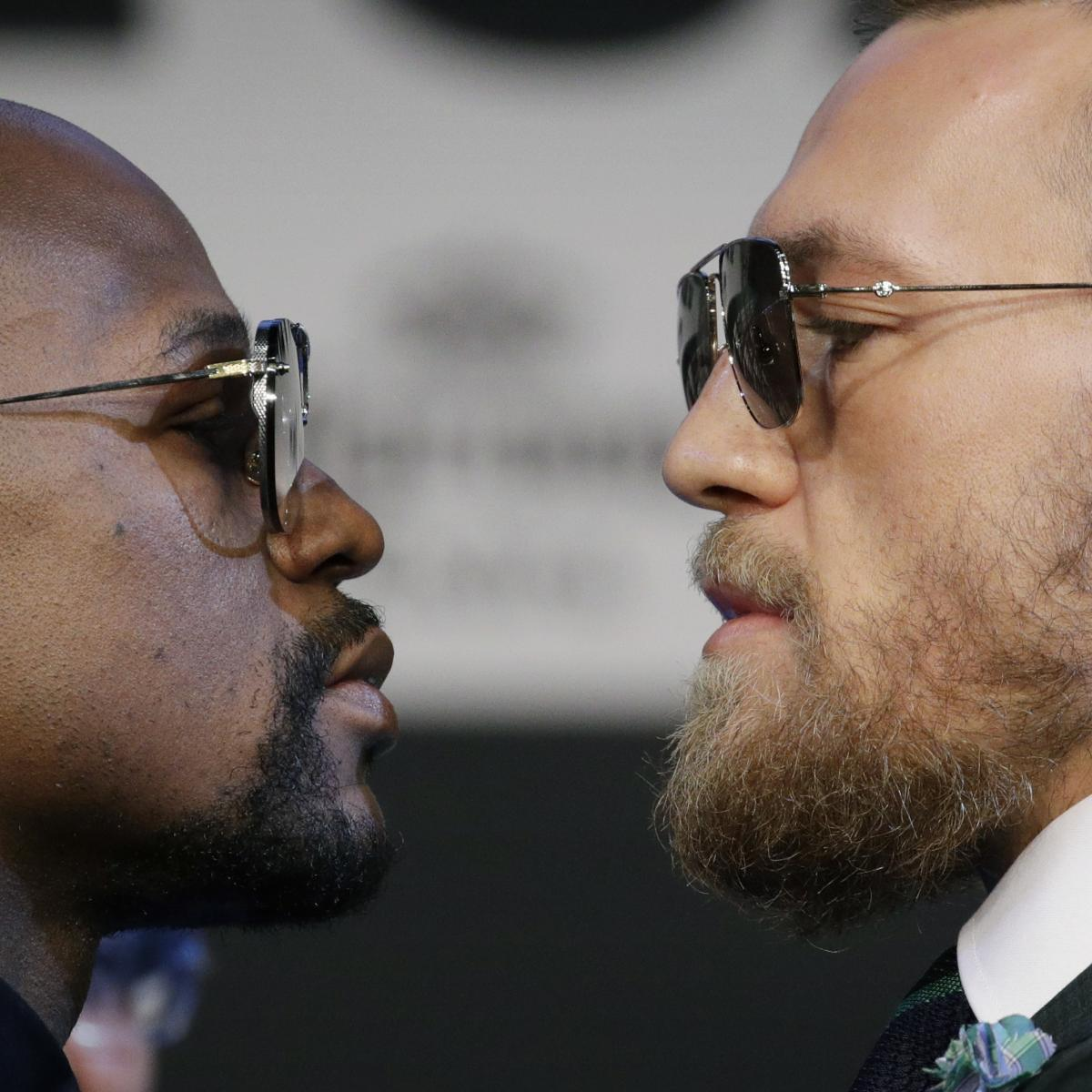 McGregor vs. Mayweather: Key Factors That Will Determine Megafight's Outcome